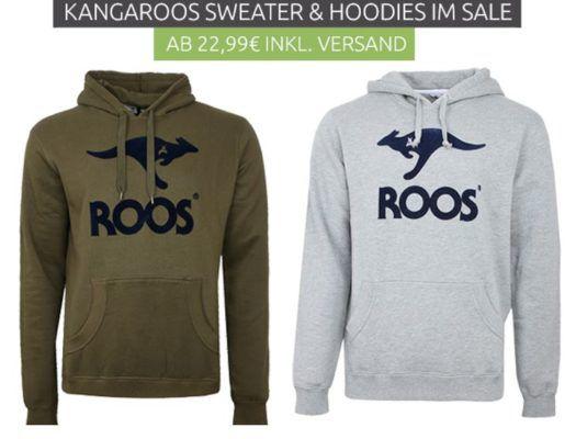 Kangaroos Sweater, Hoodies und Pullover ab 22,99€