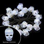 Verschiedene LED Motivlichterketten für Halloween ab 4,78€
