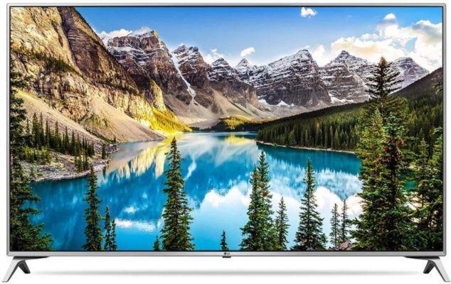 LG 55UJ6519   55 Zoll UHD Fernseher mit WLAN für 609,99€ (statt 730€)
