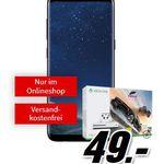 Media Markt Samsung Galaxy S8 Wochenende: günstige Verträge und Bundle ab 19,99€ mtl. – Knaller!