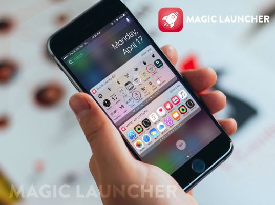 Magic Launcher Pro (iOS) gratis