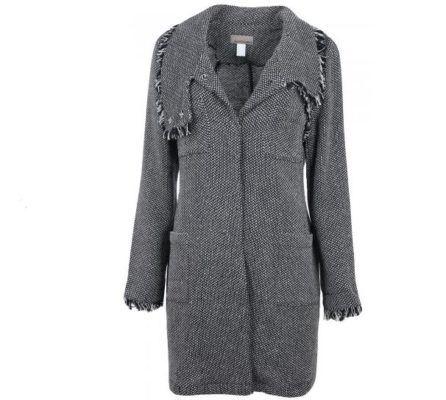 MANDARIN Damen Longblazer in Dunjekblau für 19,99€