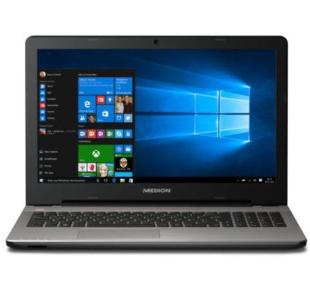 MEDION AKOYA E6422 MD 99880   15,6 Notebook mit i3, 128GB SSD, 500MB HDD u. Win 10 für 377,77€