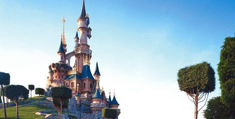 1 Tagesticket Disneyland Paris und Disney Studios Park + 1   3 ÜN im 4* Hotel mit Frühstück ab 129€ p.P.