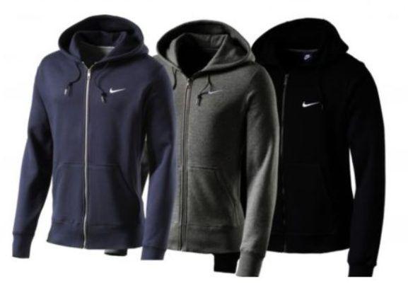 Nike Club Trainingsjacke Full Zip Hoody für je 40€