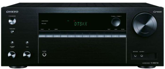 Onkyo TX NR575E   Multiroom fähiger 7.2 Kanal Audio/Video Neztwerk Receiver für 339€