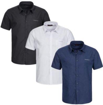 Pierre Cardin 557134   Herren Sommerhemd für 19,99€