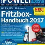"""Nur morgen: PC Welt Sonderheft """"Fritzbox Handbuch 2017"""" kostenlos (statt 9,90€)"""