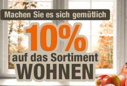 Plus.de mit 10% Rabatt auf WOHNEN bis Mitternacht   z.B. MCA Chefsessel mcRacing 5 für 134,91€