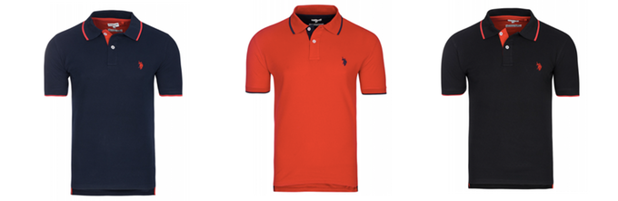 U.S. POLO ASSN. Herren Poloshirts für 19,99€ (statt 30€)