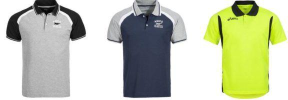 ASICS Herren Polo Shirts für je 15,99€