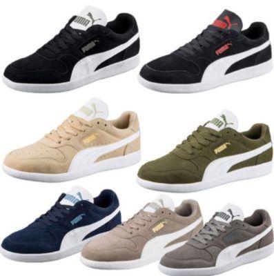 Puma Icra Trainer SD Herren Sneaker für je 24,99€