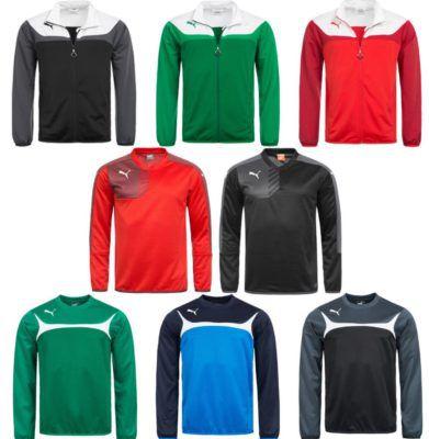 PUMA Esito 3   Herren Trainingsshirts für je 18,99€