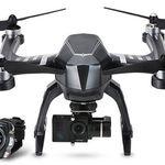 FLYPRO XEagle – RTF Drohne mit Smartwatch, Follow Me, 360°, 12MP & Zubehörpaket für ~236€ (statt ca. 479€)