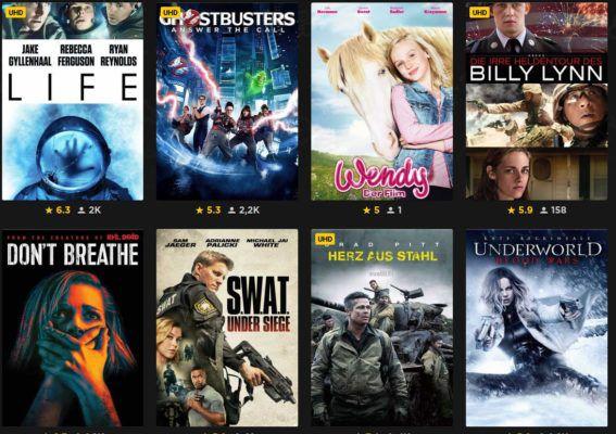 13 Filme für je 1,99€ bei Rakuten TV kaufen   z.B. Life oder Money Monster