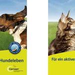 Hunde- und Katzenratgeber kostenlos anfordern