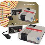 RetroN 1 HD Konsole – spielt Nintendo NES Classic Spiele für 49,99€