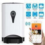 Futterautomat mit 720p Cam, WLAN & Portionierer für 100,79€