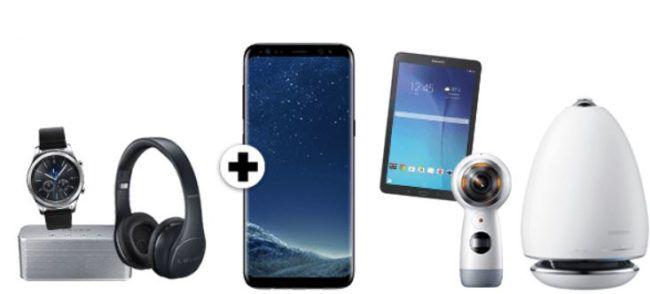 Media Markt Samsung Galaxy S8 Wochenende: günstige Verträge und Bundle ab 19,99€ mtl.   Knaller!