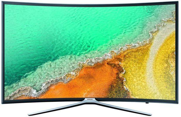 Samsung UE55K6379   55 Zoll curved FullHD Smart TV statt 699€ für nur  544€