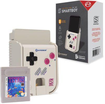 Hyperkin GameBoy   SmartBoy Adapter für Smartphones für 49,99€