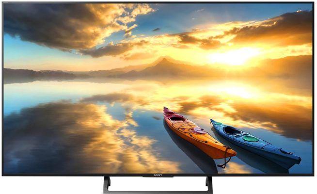 Sony KD 55XE7005   55 Zoll UHD Smart TV für 699€ (statt 929€)