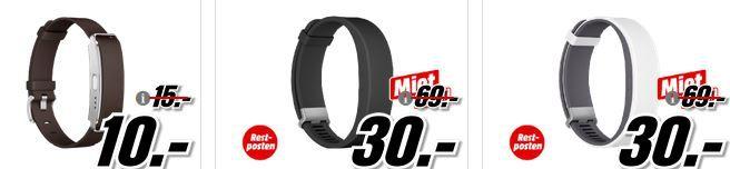 Media Markt Preishammer: günstige SONY Activity Tracker ab 10€    z.B. SONY SWR 12 statt 71€ für 30€
