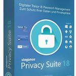 Steganos Privacy Suite 18 (1 Computer Lifetime-Lizenz für Windows) gratis