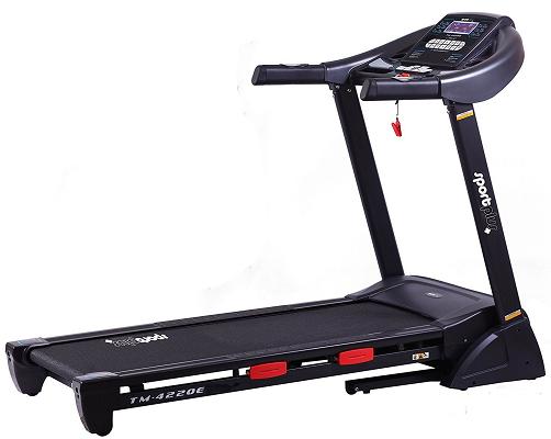 SportPlus Laufband SP TM 4220E für 699,99€ (statt 899€)