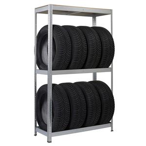 Reifenregal für 8 Reifen für 22,99€ (statt 27€)