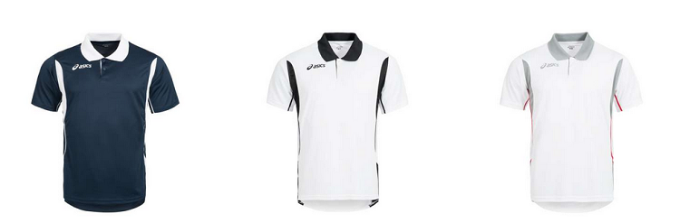 ASICS Herren Polo Shirts für je 10,61€ (statt 20€)
