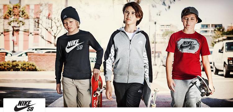 Nike SB Sale mit bis zu 60% Rabatt bei Vente Privee   z.B. Shirts ab 8€