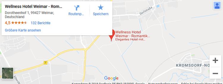 2   7 ÜN in Weimar inkl. Frühstück, Dinner & Wellness ab 134€ p.P.