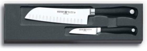 WÜSTHOF Grand Prix II   2teiliges Messerset für 59,99€