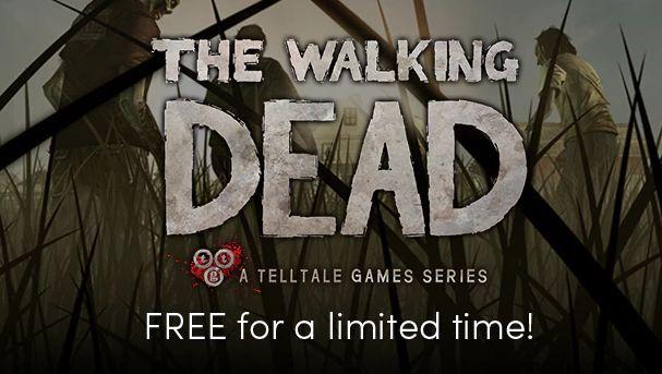 The Walking Dead Season One (Steam Key, Sammelkarten) gratis statt 22,99€