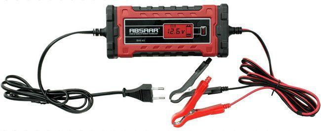 ABSAAR 158001 EVO 4.0 Batterieladegerät für 20€ (statt 28€)