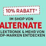 10% Rabatt im Alternate-Shop bei Rakuten – z.B. Lego Todesstern für 410,35€ (statt 472€)