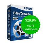Kostenlos: Leawo Video Converter 7.7.0 mit Jahreslizenz statt ~25,50€