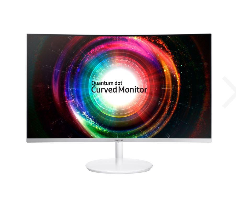 Samsung C27H711   27 Zoll WQHD Curved Monitor für 349€
