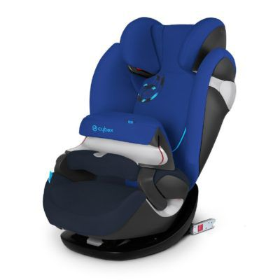 Cybex Pallas M Fix Royal Blue Kindersitz für 219€ (statt 244€)