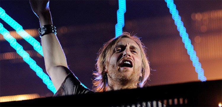David Guetta Ticket am 03.02. in Hamburg inkl. ÜN mit Frühstück ab 129€ p.P.