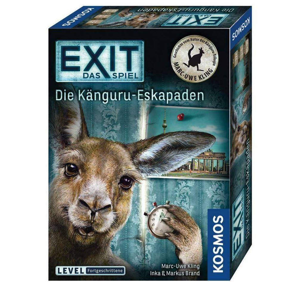 EXIT – Kennerspiel des Jahres für 13,95€