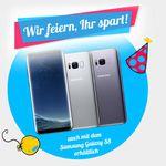 TIPP! Modeo Sommerfestival – günstige Mobil Verträge z.B. Vodafone AllNet +SMS + 2GB Flat mit Samsung S8 für 36,99€ (uvm…)
