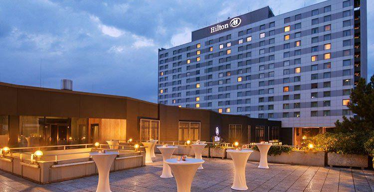 2 ÜN im Hilton in Düsseldorf inkl. Frühstück, Wellness & Fitness für 95€ p.P.