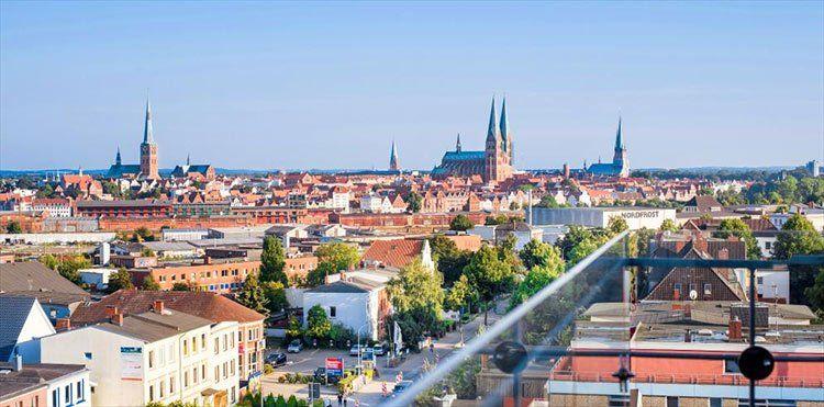 2 ÜN im 4* Hotel Vier Jahreszeiten in Lübeck inkl. Frühstück, Dinner & mehr ab 109€ p.P.