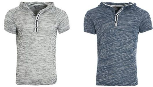 Carisma Hooded T Shirt (Polohoody?) für je 9,99€