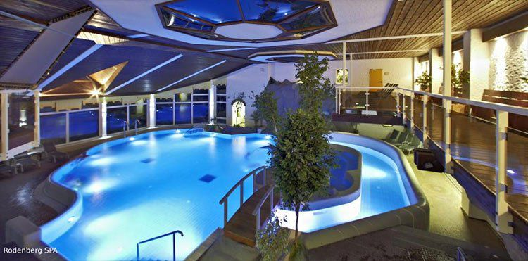2 ÜN in Rotenburg an der Fulda inkl. Halbpension, Wellness & 1400m² Spa Bereich ab 89€ p.P.