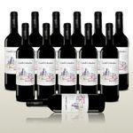 Castell Colindres Reserva (2013) 12 Fl. Rotwein – für 45€ (statt 83€)