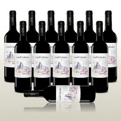 Castell Colindres Reserva (2013) 12 Fl. Rotwein   für 49,40€ (statt 83€)