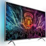 PHILIPS 55PUS6201/12 – 55 Zoll UHD Smart TV mit Ambilight für 599€ (statt 699€)